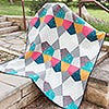 Fractal Quilt by AGF Stitched