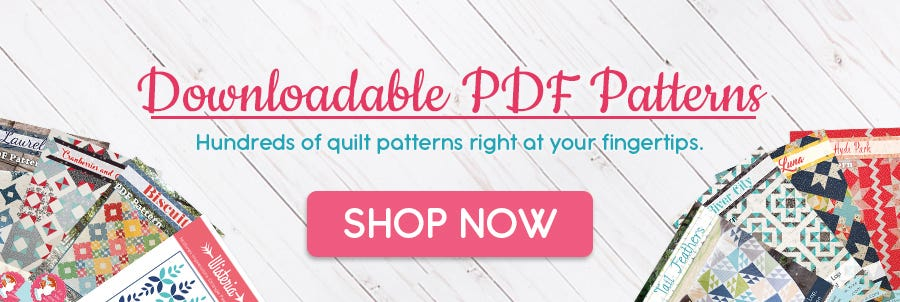 It's Sew Emma PDF Quilt Patterns