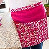 Pies and Pockets Apron Pattern