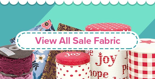 Quilting Fabric on Sale