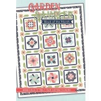 Garden Sampler Block of the Month by Sherri Falls of This & That Pattern Company