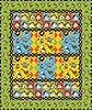 Stampede Quilt Pattern