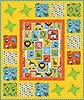 Starlight Star Baby Quilt Pattern