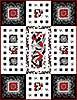 Rosy Cheeks Quilt Pattern