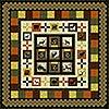 Wild Life Quilt Pattern