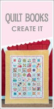 Quilt Books - Create It