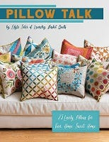 Pillow Talk Book by Edyta Sitar of Laundry Basket Quilts - Fabric Requirements List