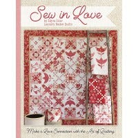 Sew in Love Block of the Month by Edyta Sitar of Laundry Basket Quilts