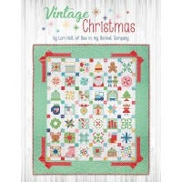 Vintage Christmas Sampler BOM by Lori Holt